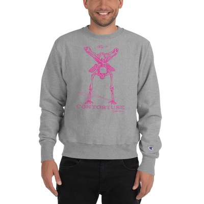 Champion Contorture Sweatshirt: PINKY (USA only)