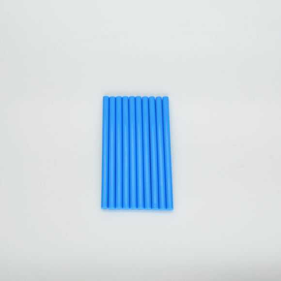 100 x Blue Glue Sticks - T118