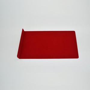 Polycarbonate Felt Lined Window Shield (400mm x 230mm x 2mm) - T63