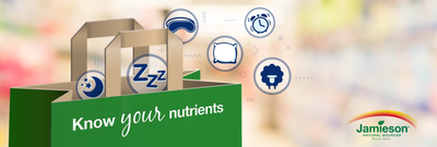 Know Your Nutrients: Melatonin