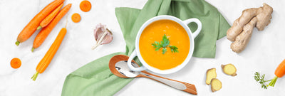 Immune Boosting Recipes for Cold & Flu