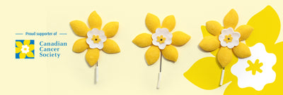 Daffodil Campaign: Jamieson and the Canadian Cancer Society