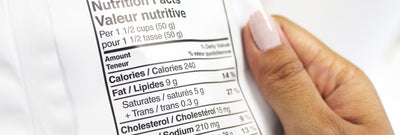 Food Nutrition Labels:  How to Read Them and What You Really Need to Know