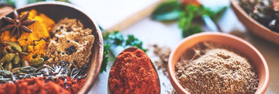 5 Common Herbs And Spices In Your Kitchen
