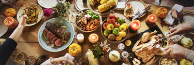 How to Make Thanksgiving Work for Your Diet