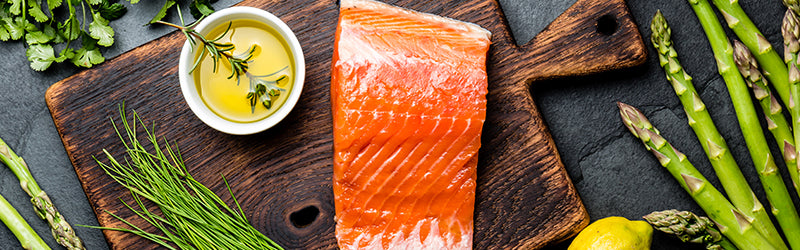 Keep your heart healthy with omega-3s