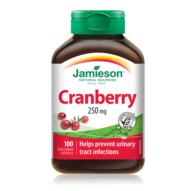6773_Cranberry 250 mg_Bottle