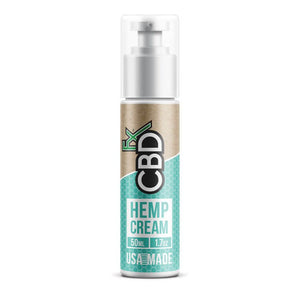 CBDfx Hemp Cream 50ml - 150mg - justcbdeez