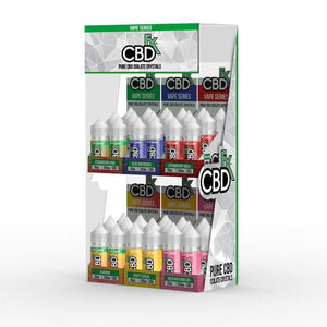CBDfx Vape Juice 6x 6-Pack + Display - justcbdeez