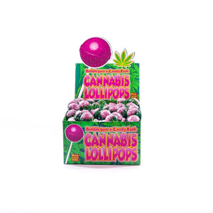 Cannabis Lollipops - Bubblegum x Candy Kush