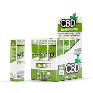 CBDfx - 60mg Hemp Vape Oil Additive - 12-Pack - justcbdeez