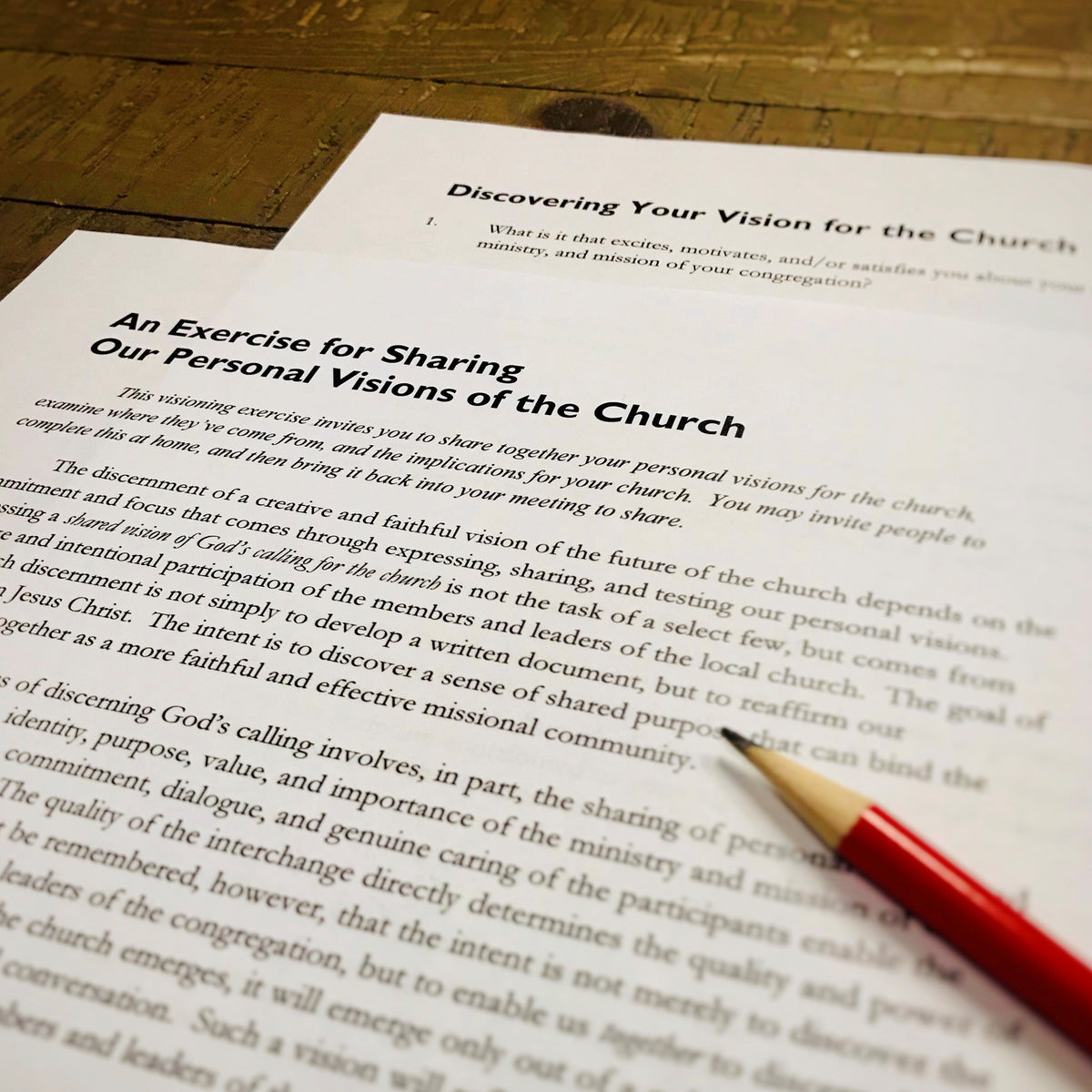biblical personal mission statement examples