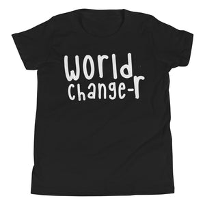 Black Youth World Changer T-Shirt