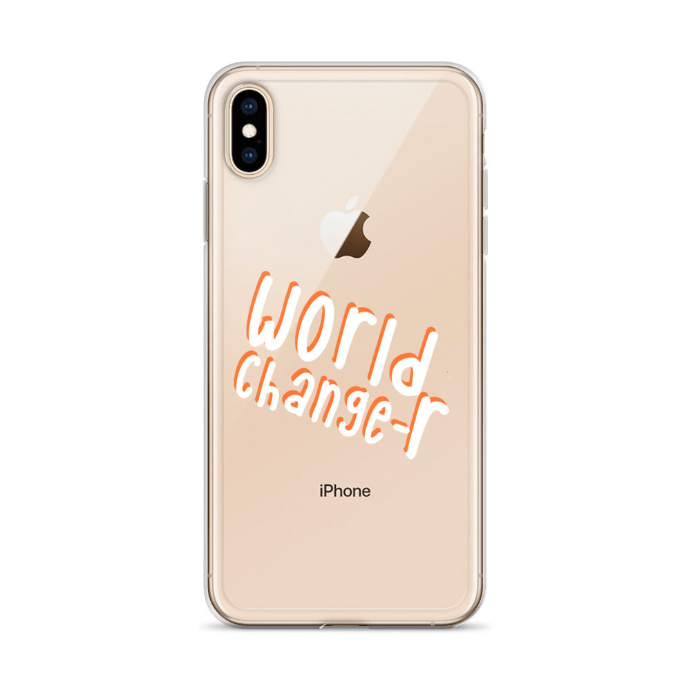 World Changer iPhone Case