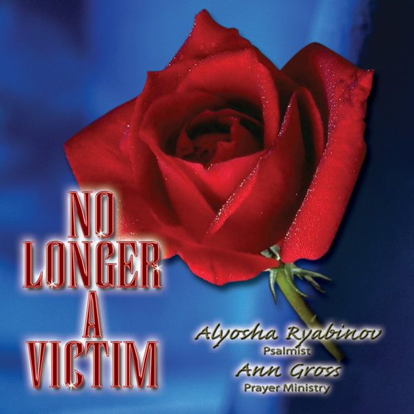 No Longer A Victim - Alyosha Ryabinov (CD Album)
