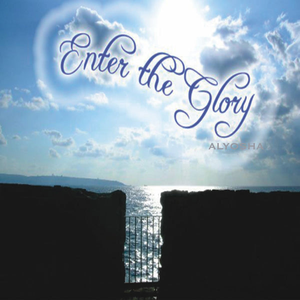 Enter The Glory - Alyosha Ryabinov (CD Album)