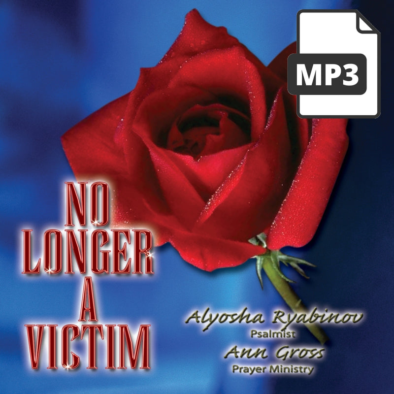 No Longer A Victim - Alyosha Ryabinov (MP3 Album)