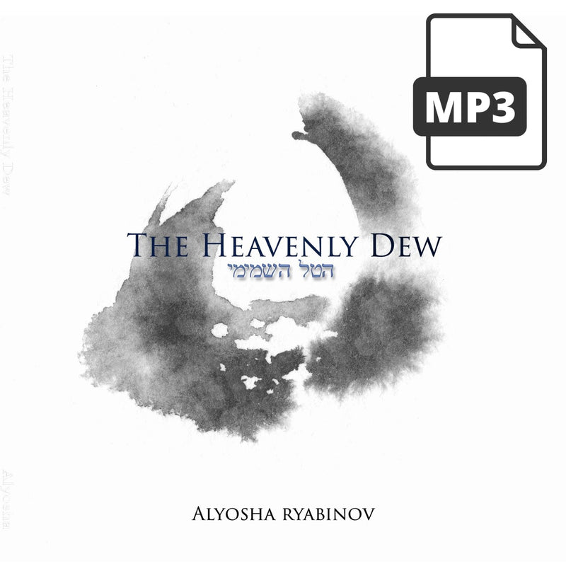 The Heavenly Dew - Alyosha Ryabinov (MP3 Album)