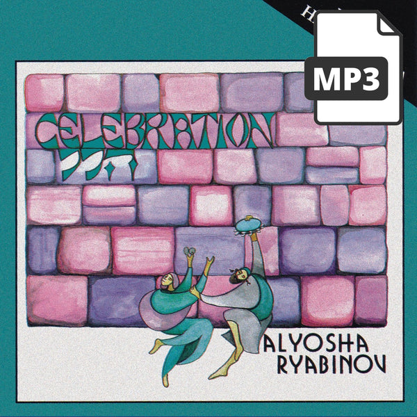 Celebration - Alyosha Ryabinov (MP3 Album)