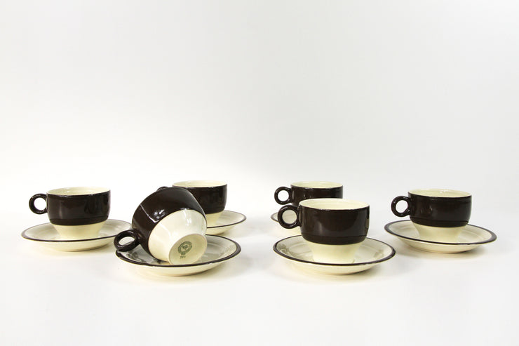 Coffee-cups set