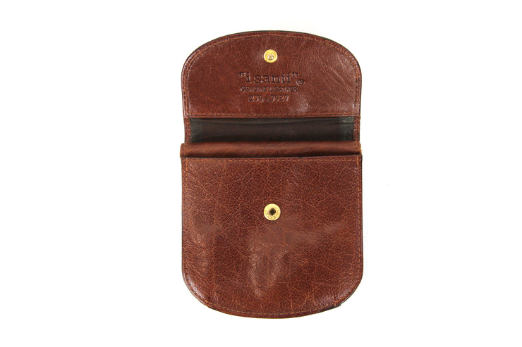 Nappa leather purse