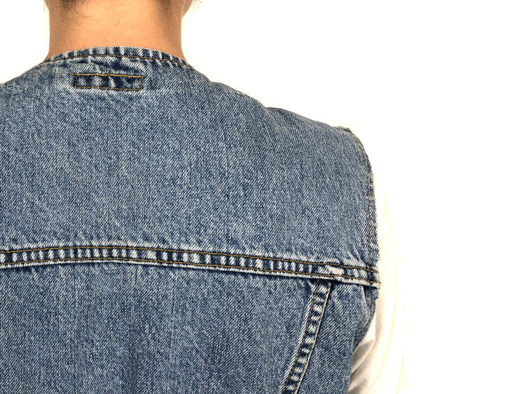 Denim Sleeveless