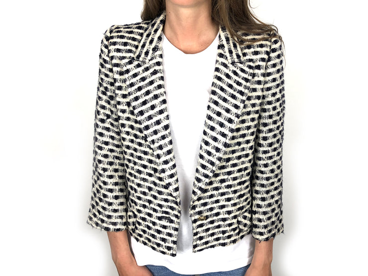 Patterned jacket