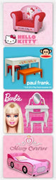 Saban announces paul frank furniture