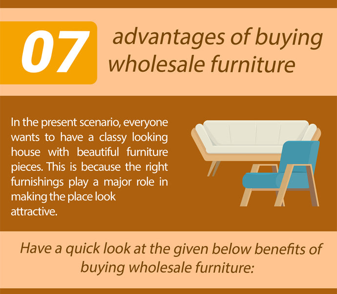 7 Advantages of Buying Wholesale Furniture