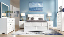 Load image into Gallery viewer, TORONTO BED - WHITE
