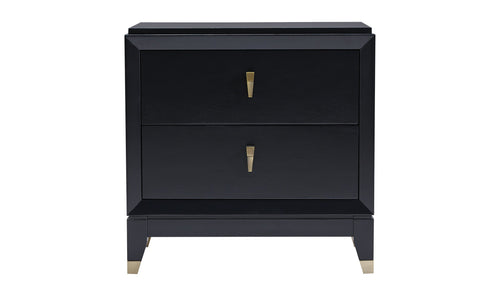 ELLEN 2 DRAWER NIGHTSTAND