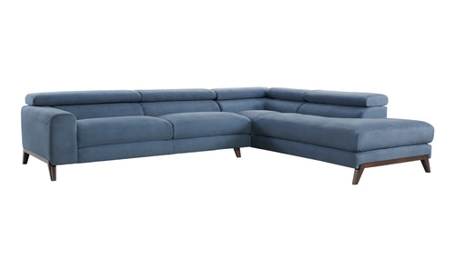 BEVERLY SECTIONAL - MIDNIGHT
