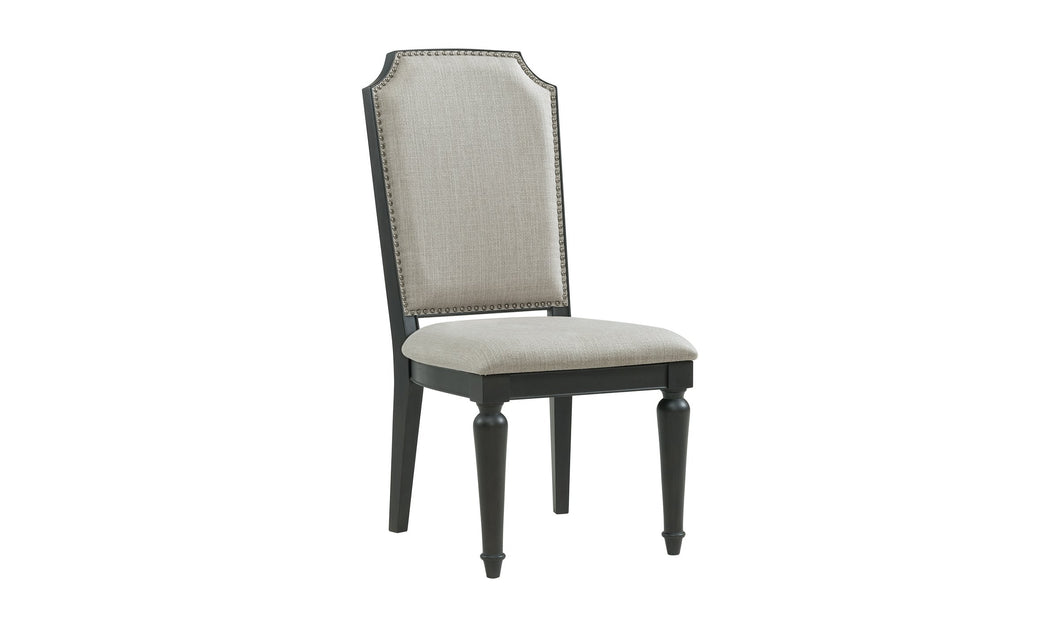 HILLSIDE UPH BACK SIDE CHAIR