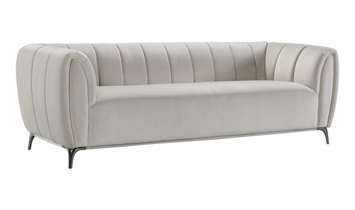 ROMA SOFA - PEBBLE