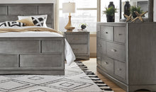 Load image into Gallery viewer, TORONTO NIGHTSTAND - GRAY