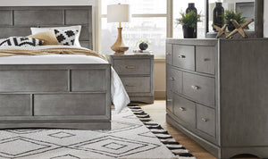 TORONTO NIGHTSTAND - GRAY
