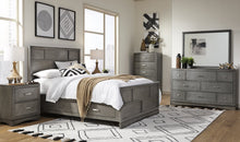 Load image into Gallery viewer, TORONTO BED - GRAY