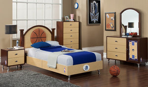 NBA BEDROOM DALLAS MAVERICKS