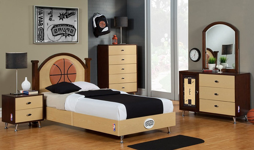 NBA BEDROOM SAN ANTONIO SPURS