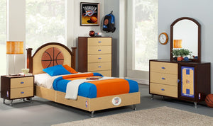NBA BEDROOM OKLAHOMA THUNDER