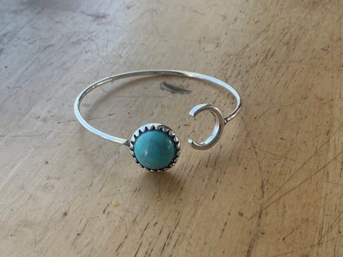 Blue Moon Bangle