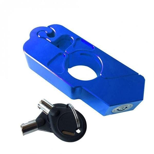 Motorcycle Anti-Theft Handlebar Lock
