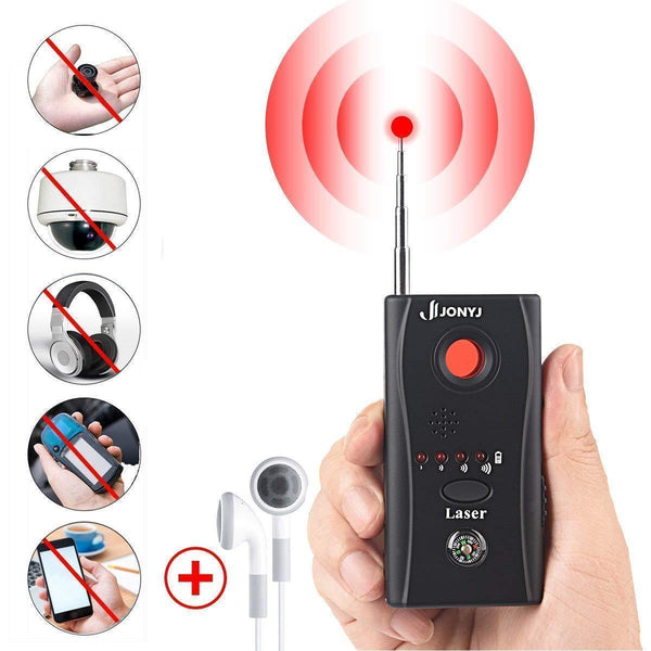 RF Anti-Spy Hidden Camera Detector