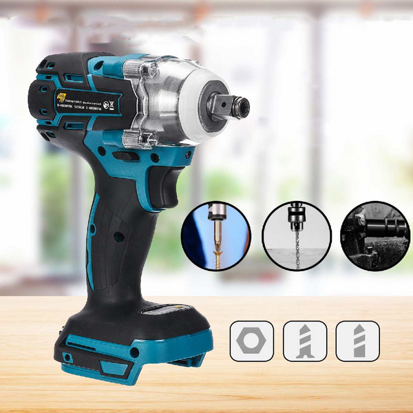 Electric Brushless Impact Wrench