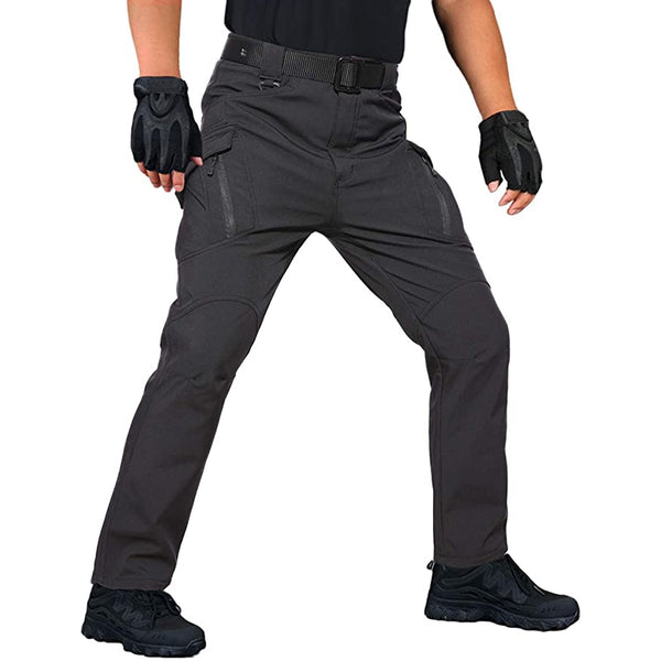 Unisex Anti Tear Tactical Waterproof Pants