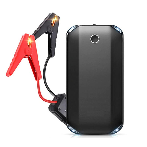 TopDealHunter- Super Energy Car Jump Starter and Power Bank. Compact and powerful for Diesel and Gasoline vehicles.