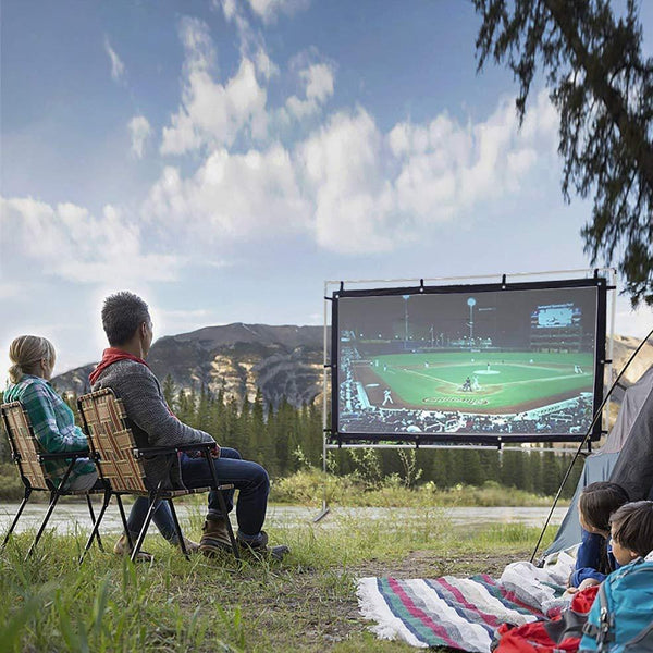 Outdoor Big Screen - Projector Screen