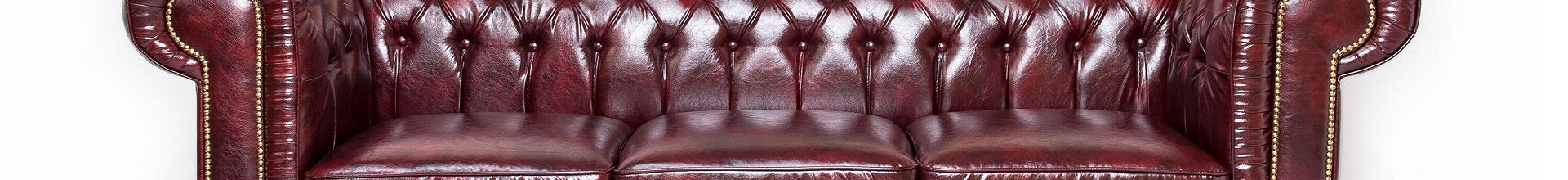 Leather Sofas & Chesterfields
