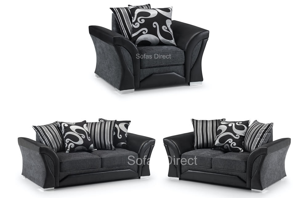 1, 2 & 3 seat sofa collection