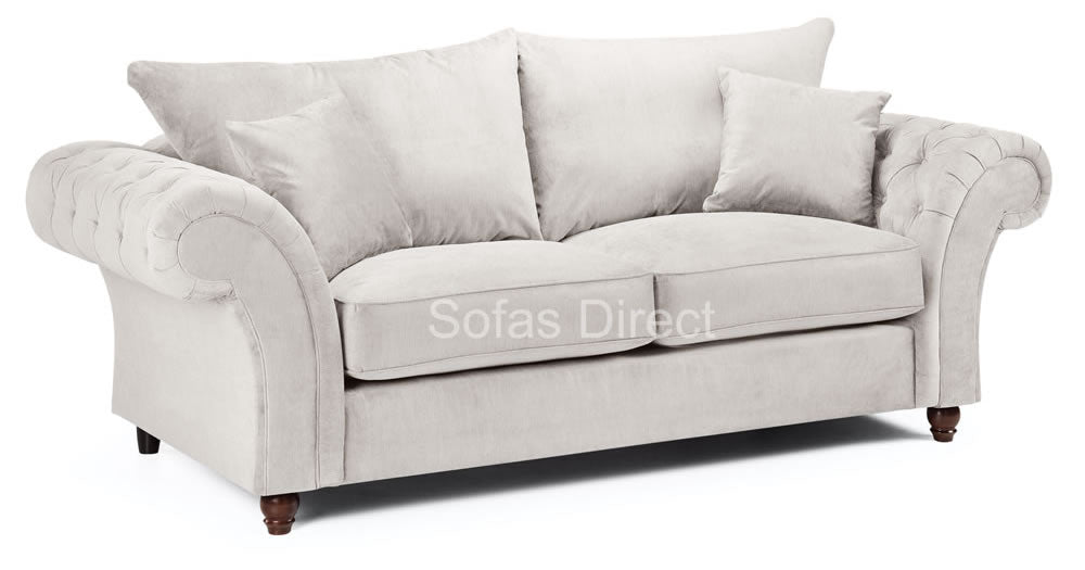 Stone fabric sofa set
